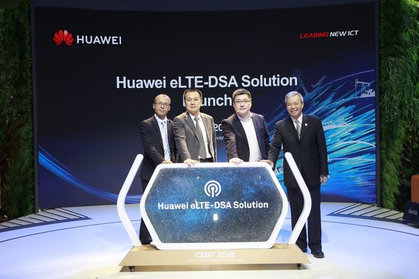 Huawei Releases 5G-Oriented eLTE-DSA (Discrete Spectrum Aggregation) Solution