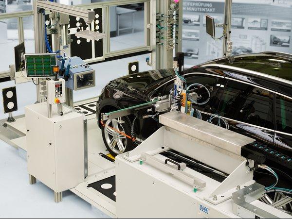 杜尔装配产品专家:自动驾驶为下线测试技术带来挑战