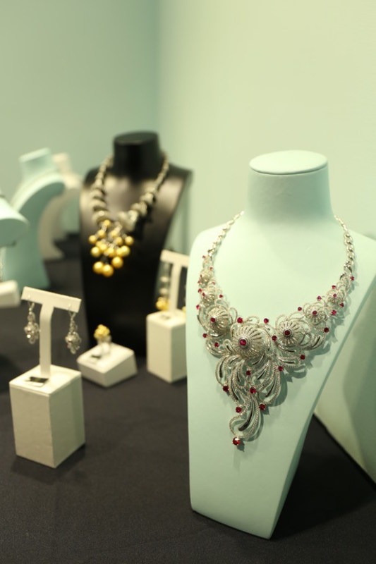 Jewellery and fashion hand in hand at Shanghai Jewellery Fair 2018