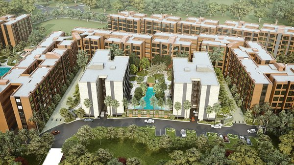Alam Sutera Announces Its First-Ever Green Concept Low-Rise Apartment: Lloyd Signature
