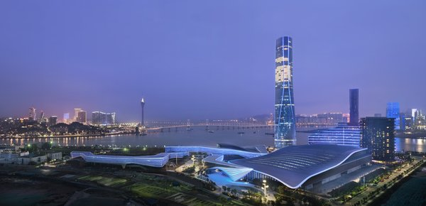 The St. Regis Zhuhai to be unveiled in September 2018, Bringing to Life the classics of St. Regis in Chinese Riviera