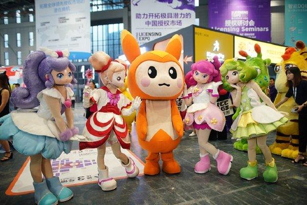 2018 LEC开展在即,泛娱乐时代推动中国授权业强劲增长