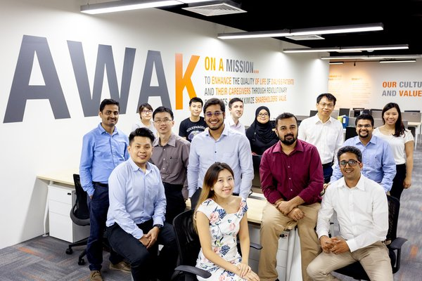 AWAK Technologies Strengthens Presence in Singapore with New Headquarters