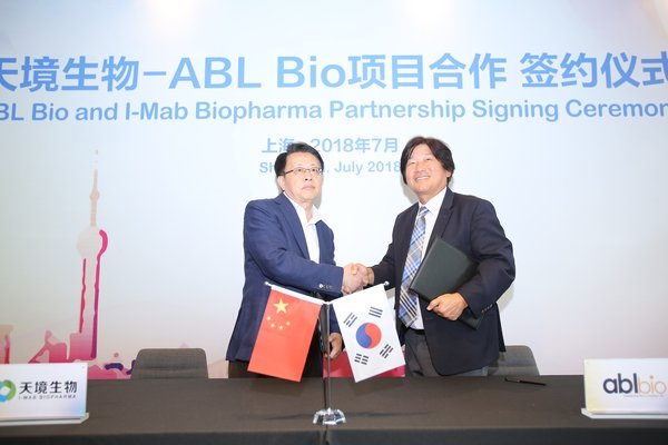 I-Mab Biopharma and ABL Bio Announce Global Collaboration on Innovative Bispecific Antibodies
