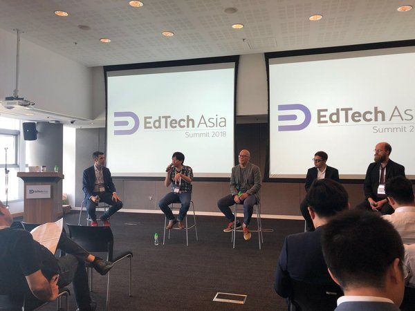 Quipper Represented Indonesia at the EdTech Asia Summit 2018 Held in Hong Kong