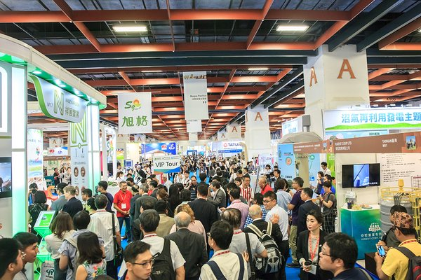 The first day of Asia Agri-Tech Expo & Forum brought 20,000 visits.