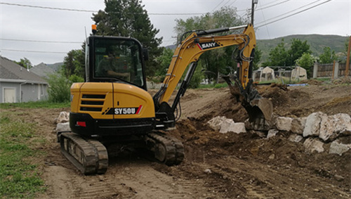 SANY Releases Advanced Excavator to Suit More Working Conditions