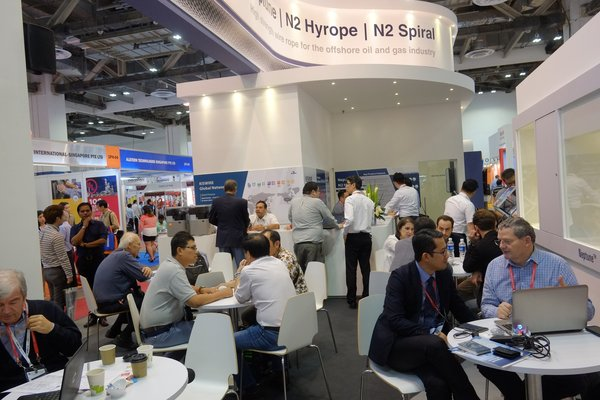 OSEA -- Asia's largest Oil & Gas Event Expands Focus on Gas Amid Region's Growing LNG Demand