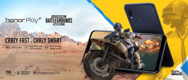 Honor Play Announces Joint Strategic Partnerships with Top Mobile Games PUBG MOBILE and Asphalt 9: Legends at Gamescom