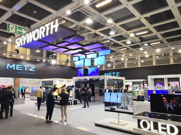 Winning IFA Product Technical Innovation Award, setting up new overseas brands, SKYWORTH unveils