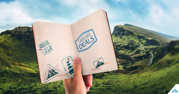 Malaysian travelers find their dream destination with KLM Dream Deals