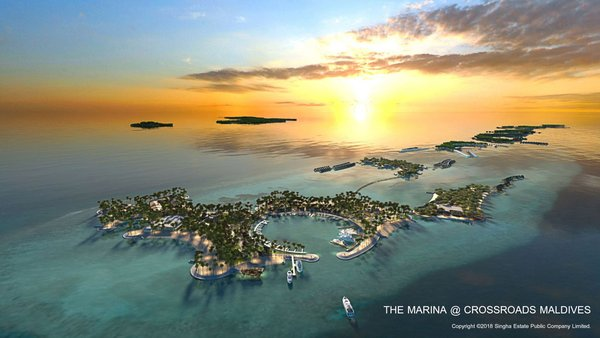 The Marina @ CROSSROADS Maldives: The First Integrated Lifestyle Destination