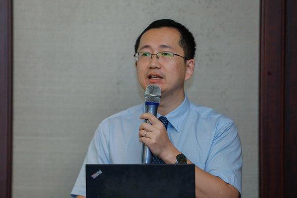 TUV莱茵大中华区AS9100标准技术负责人李硕在会上发表了主题演讲