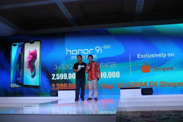 "Bringing the ""Beauty All Around"" Theme, Honor 9i Aims to be the Style Icon in Indonesian Smartphone Industry"