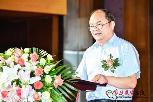 广东省卫计委副主任陈义平先生