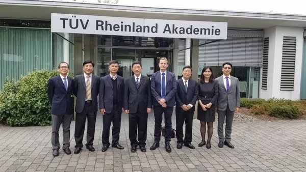 TUV Rheinland and Shenzhen No. 3 Vocational School of Technology Cooperate to Build Sino-German Industry 4.0 Demonstration and Training Center