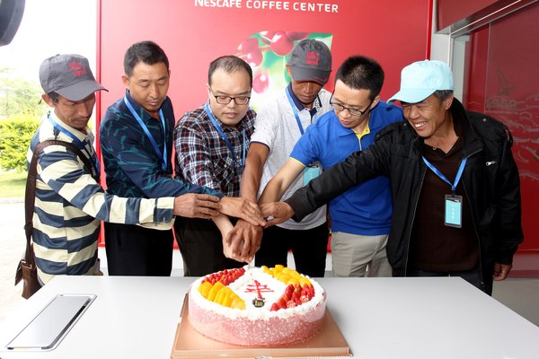 Nescafe celebrates its 80th anniversary