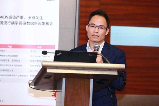 勃林格殷格翰动物保健亚洲动物疫苗研发中心邓明亮博士