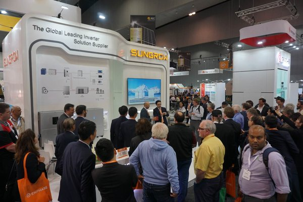 Sungrow Highlighted All Energy Australia 2018 with High-efficiency PV and ESS Solutions