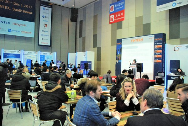 Best Use Cases of Blockchain and FinTech Highlighted at Inside Fintech with Blockchain Agenda 2018 in Seoul, South Korea, November 29 - 30, 2018