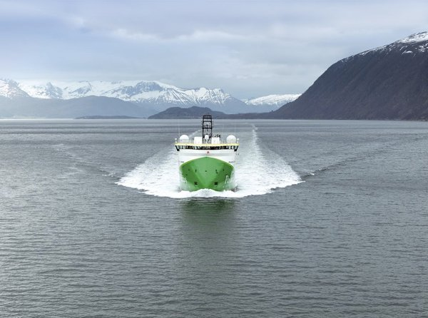 Noxcare Marine Green Ship