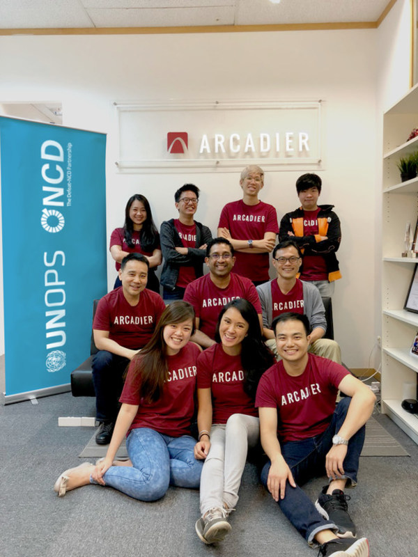 United Nations chooses leading marketplace builder Arcadier to defeat non-communicable diseases around the world