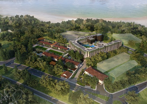 Located at Artillery Avenue in Sentosa, the new gateway and getaway by Far East Hospitality offers visitors excellent connectivity to the best of Singapore