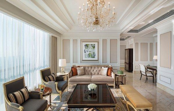瑞吉酒店及度假村进驻珠江三角洲核心城市之一