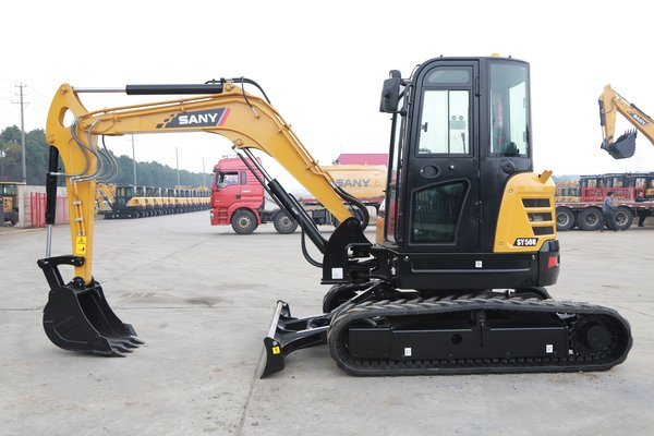 SANY Unveils Promotion on Compact Excavators-PR Newswire APAC