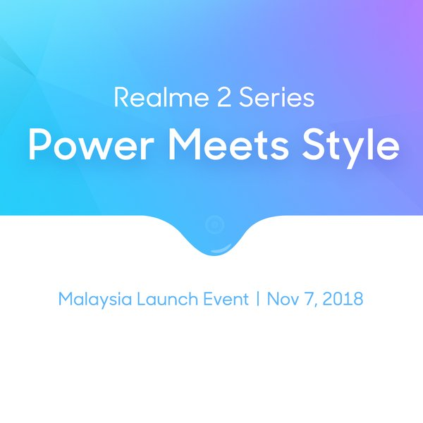 Official Launch of Realme in Malaysia Confirmed