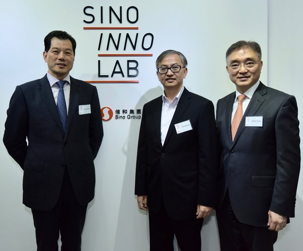 Sino Group launches Sino Inno Lab in a further effort to support Hong Kong's innovative ecosystem and growth into an international innovation hub through providing a sandbox platform to test out inventions and innovations. In addition to encouraging development of PropTech (property technology) products and solutions, Sino Inno Lab enables exploring other technologies, such as Artifical Intelligence, robotics, big data and blockchain, for future applications.