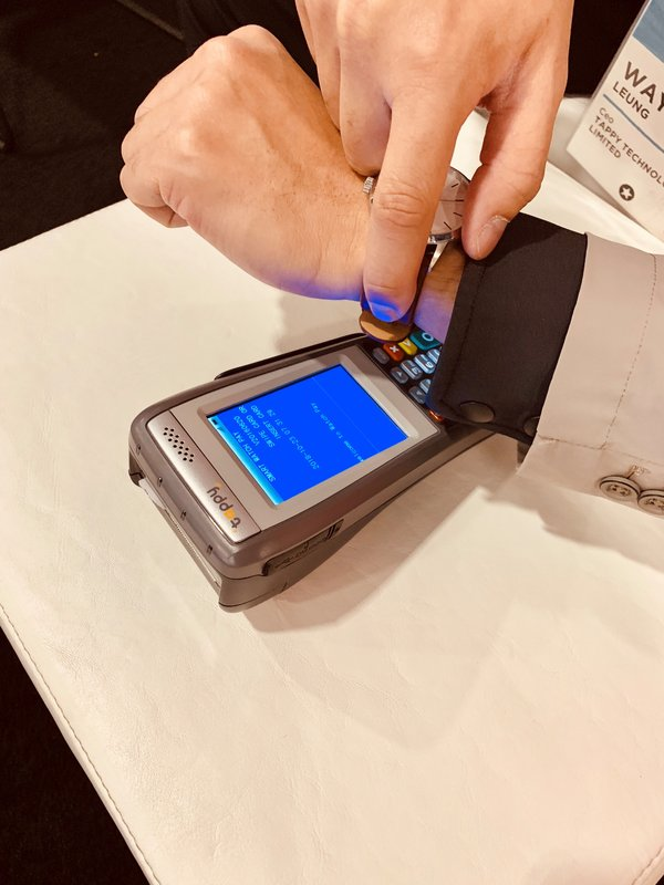Biometric enabled contactless payment method utilizing secondary authorization technology