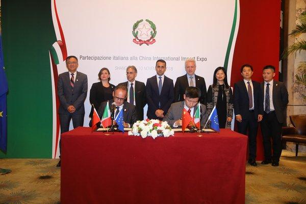 阿斯利康与意大利赞邦集团签署战略合作发布备忘录