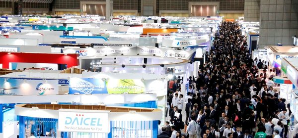 World's Leading Show for Advance Materials to be held from Dec. 5 - 7, 2018 in Japan