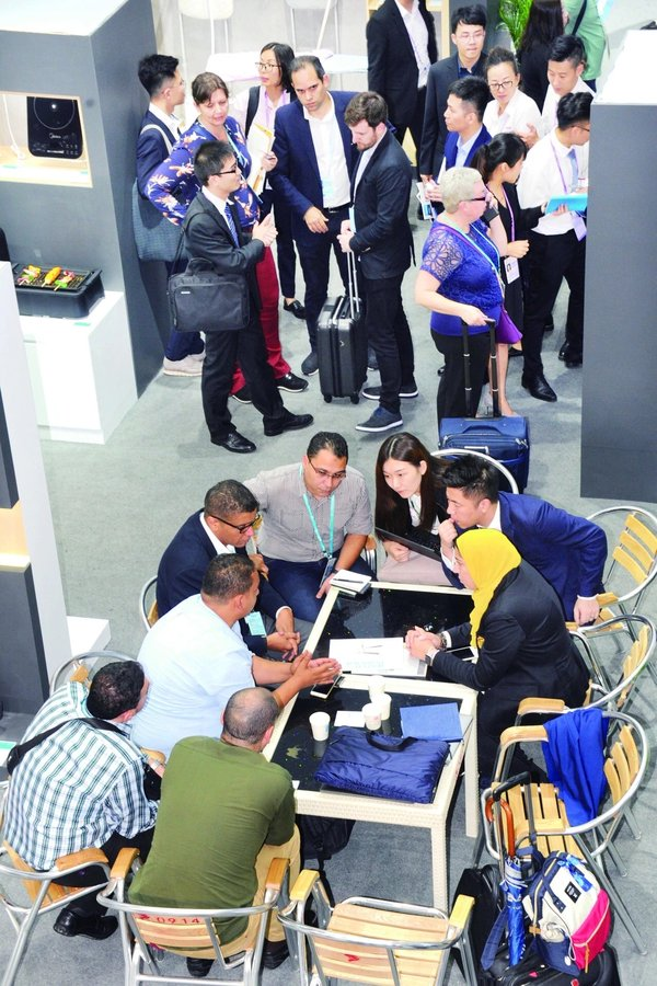 Chinese Exports to BRI Countries Reach US$9.63 Billion at 124th Canton Fair