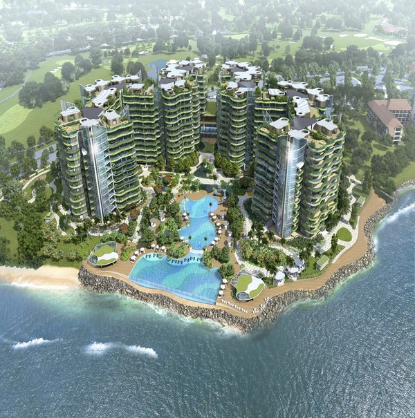 Introducing Coral Bay in Sutera Harbour Golf and Country Club Resort