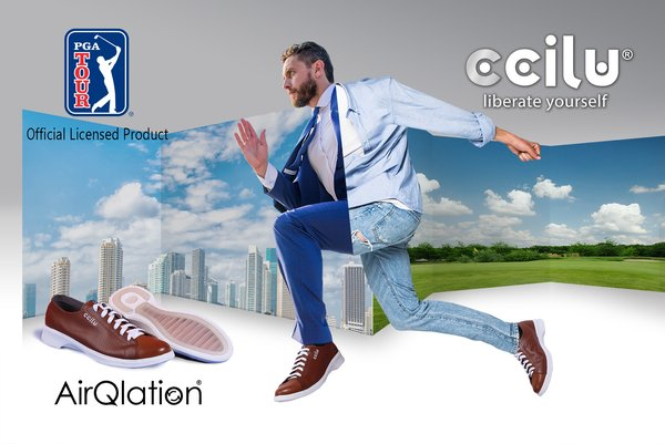 Ccilu Footwear and PGA TOUR have announced a long-term License Agreement to create a special sports/lifestyle footwear collection -- PGA TOUR by Ccilu