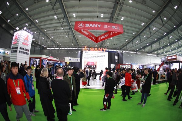 Sany Construction Industry Showcases SPCS Technology At 2018 China (Changsha) Prefabricated Building and Construction Technology Expo
