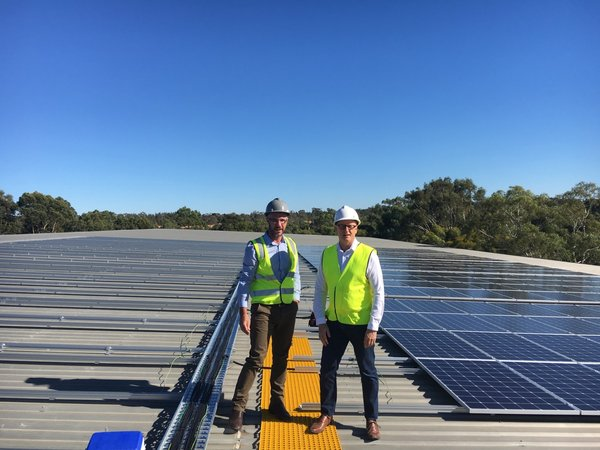 Pernod Ricard Winemakers Announces 100% Renewable Electricity in all Australian Sites by Mid-2019