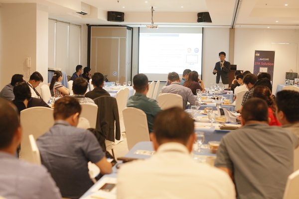 AirCUVE Solution Day in the Philippines