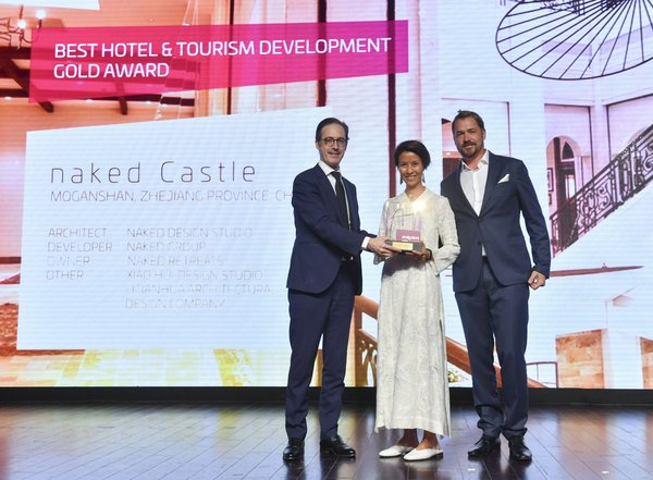 naked Group Receives 2018 MIPIM ASIA Gold Award