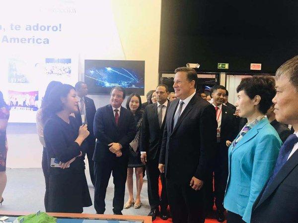 中国(巴拿马)综合品牌展在巴落地,嘉诺展览见证中巴关系日渐紧密