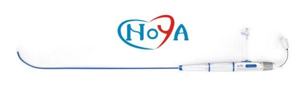 德诺医疗自主研发的NoYA可调式心房间分流系统