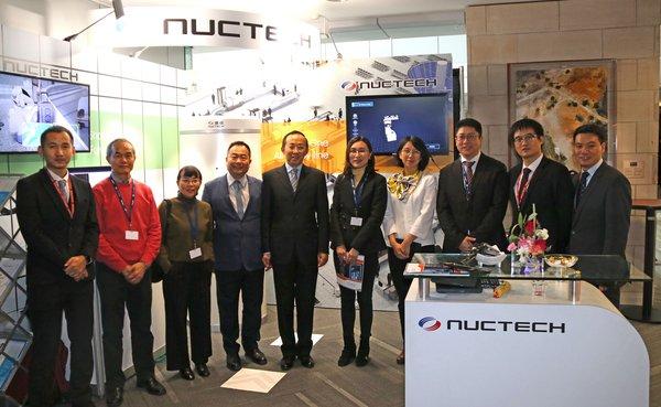 同方威视董事长陈志强参加全球航空安全论坛并拜会ICAO秘书长柳芳