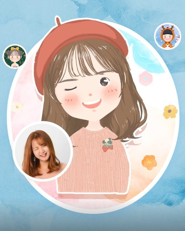 Meitu Releases the Anime Avatar Feature, a World First for Al-Based Real-Time Avatars