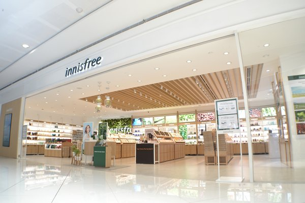 innisfree Store in Manila, the Philippines