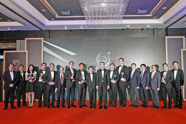 Outstanding Business Leaders and Organizations were Conferred the Prestigious Asia Pacific Entrepreneurship Awards 2018 Hong Kong