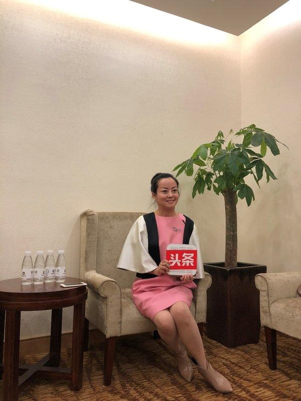 博华展览董晓瑜:在创业领域,加盟可能是一种成本最小的经营方式