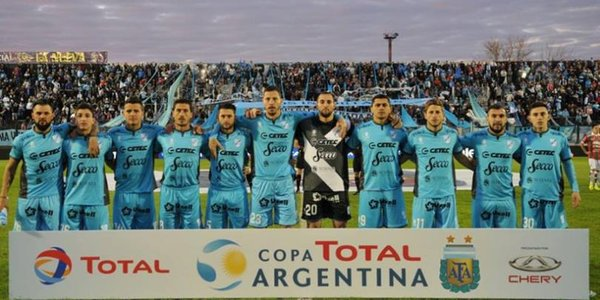 Chery sponsored Copa Argentina