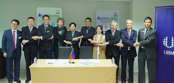 Water Philippines Expo and UBM inks MOU partnership renewal with Philippine Water Works Association (PWWA) for year 2021 - 2025